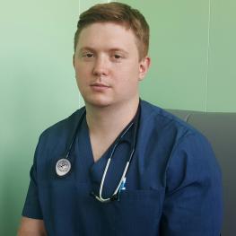Жаркой Дмитрий Александрович - врач анестезиолог, реаниматолог